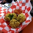 Fried spinach bites, State Fair of Texas