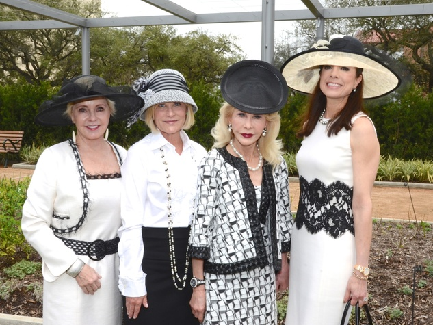 News, Shelby, Hermann Park Conservancy Hats in the Park, Karen Mayell, Kelli Blanton, Diane Lokey Farb, Karen Payne