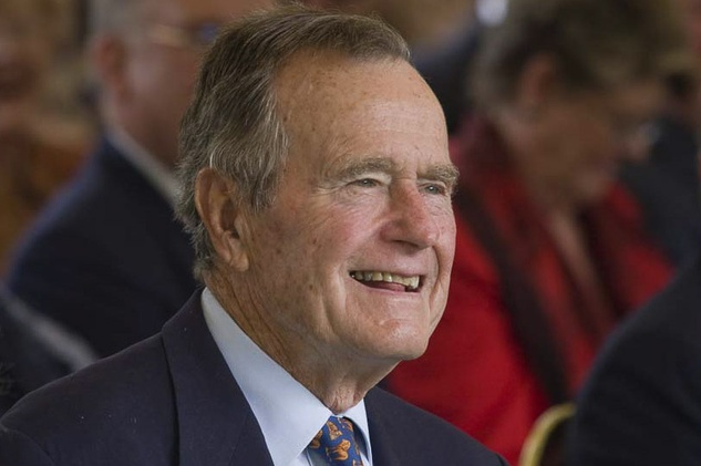 News_George H.W. Bush
