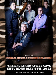 Austin photo: Event_Gipsy Kings_Poster