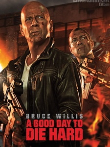 A Good Day to Die Hard, Bruce Willis
