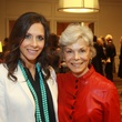165 Hannah McNair, left, and her mother-in-law, Janice McNair at the Child Advocates luncheon December 2013