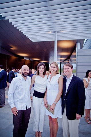 News, Shelby, Hermann Park Conservancy, Evening in the Park, April 2015, Andy and Liz Stepanian, Jennifer and Jon Daly