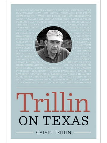 News_Book_Trillin on Texas_by Calvin Trillin