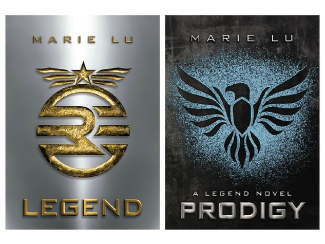Tarra, holiday books, gifts, Marie Lu's Legend series, December 2012