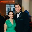 170 Megan Conley and Matthew Roitstein at the Houston Symphony Wolfgang Puck wine dinner March 2015