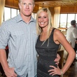 Astros Wives underwriter dinner, June 2012, David Carpenter, Brooke Keene