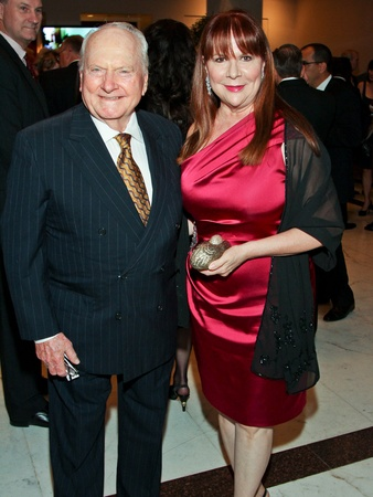 Medical Bridges gala, October 2012, Joe Amberson, Barbara Van Postman