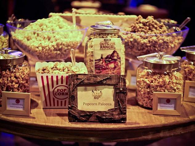 Deborah Elias favorite things, December 2012, popcorn palooza