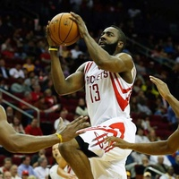 Houston Rockets, Lakers, James Harden, January 2013