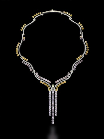Necklace by Zoltan David