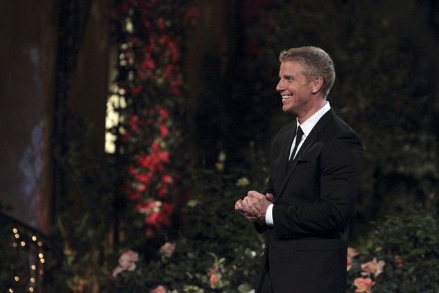 Sean Lowe of ABC's The Bachelor