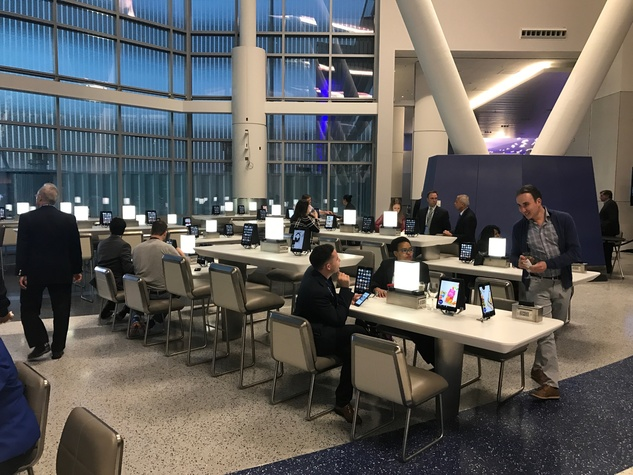 Five Exciting Restaurants Are The Stars At New United Iah