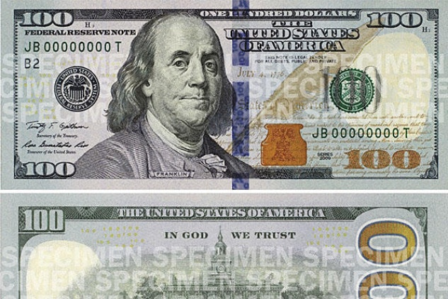 Money wows the new 100 bill includes 3d security tricks secrets new 100 bill wider voltagebd Choice Image