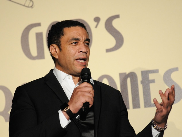 Ensemble Theatre gala, 8/16, Harry Lennix