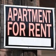 apartment for rent sign on telephone pole