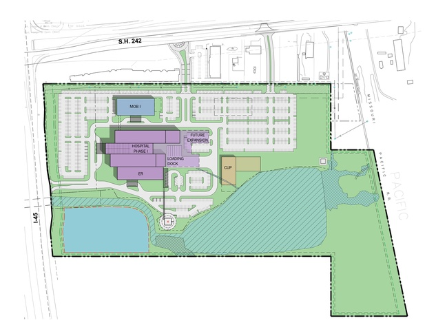 Houston Methodists expansion plans include Woodlands new TMC