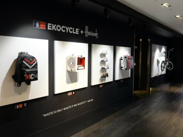 Office of Angela Scott x Ekocycle at Harrods