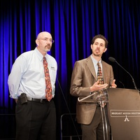 News_Holocaust Museum_luncheon_November 2011_Mike Feinberg_Dave Levin