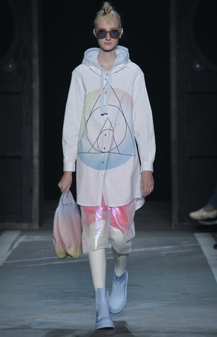 Marc by Marc Jacobs spring 2015 collection Look 8