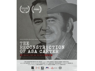 News_Reconstruction of Asa Carter_ROAC Poster