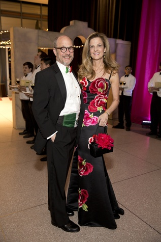 Museum of Natural Science gala, Mach 2016, Sam Stubbs, Melinda Stubbs