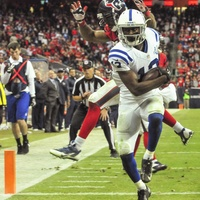 T.Y. Hilton Colts Texans