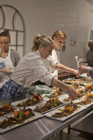 Houston, Define Foods Supper Club, May 2015, Chef Erin O'Leary Stewart