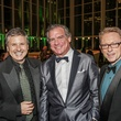 Ernie Manouse, from left, Michael Cordua and Jerry Jaggers at the Bering Omega's Sing for Hope Event October 2014