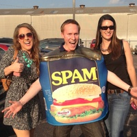 Theatre Under the Stars TUTS Spam Spam-off Saint Arnold Brewing Co.