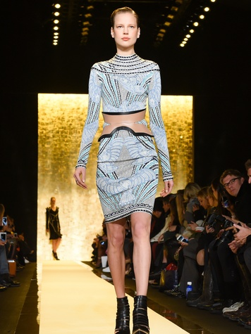 4636 Clifford Fashion Week New York Fall 2015 Herve Leger February 2015