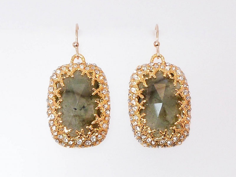 museum gift shops, gift guide, December 2012, HMNS, Alexis Bittar, earrings