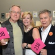 10 Wayne Gilbert, from left, with Dawn and Richard Gervais at Luck of the Draw May 2014