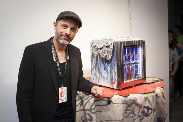 News, Shelb, Redbull Canvas Cooler, Mr. D Boileau, August 2014