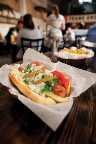 Frank's Chicago Dog