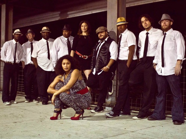Latasha Lee & the Black Ties