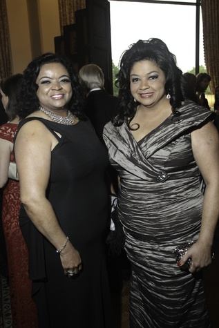 News, Baker Institute dinner, April 2015,  Monique Shankle, Rene Shankle