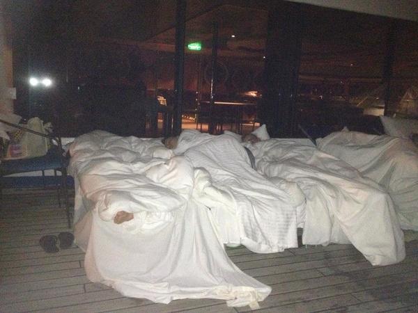 More Horror Stories Carnival Triumph Passengers Detail Tense Time  Cultu