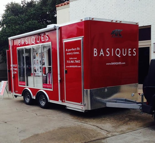 Basiques mobile fitting truck