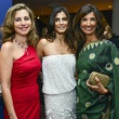 18 Rania Daniel, from left, Sabiha Rehmatulla and Sultana Mangalji at the MFAH Grand Gala Ball October 2013