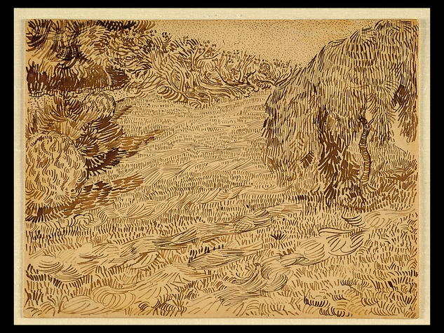 News_The Menil_Van Gogh