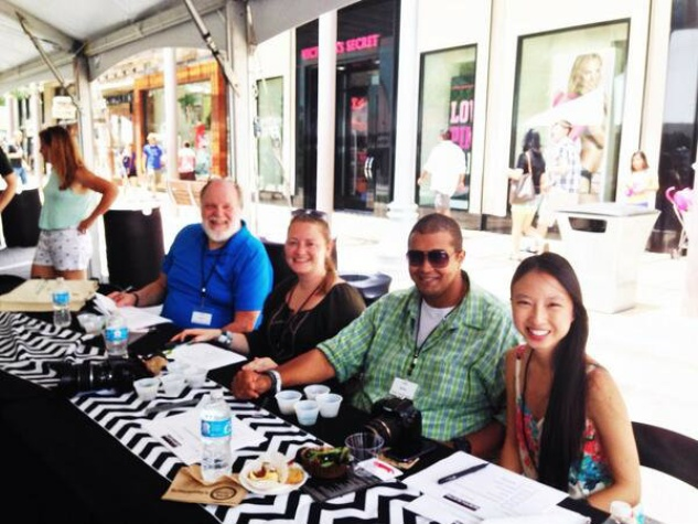 Judges Taste of North Austin