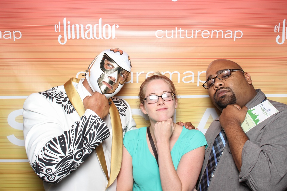 101 Smilebooth at CultureMap Summer Social July 2014
