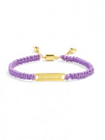 As Good As Gold Bracelet  - Megan Runser - As Good As Gold