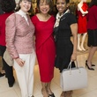 47 Mary Dee Neal, from left, Merele Yarborough and Claire Cormier Thielke at Houston Sweethearts at Saks February 2015