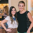 4 Drybar launch event September 2013 Blair Conder, Laura Pettitt