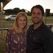 26 Katherine and David Andrew at the Toss for Texas Children's Hospital October 2014