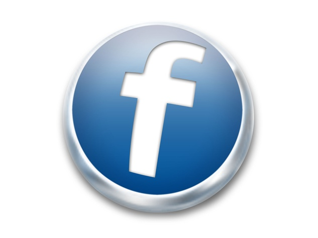 Facebook, button