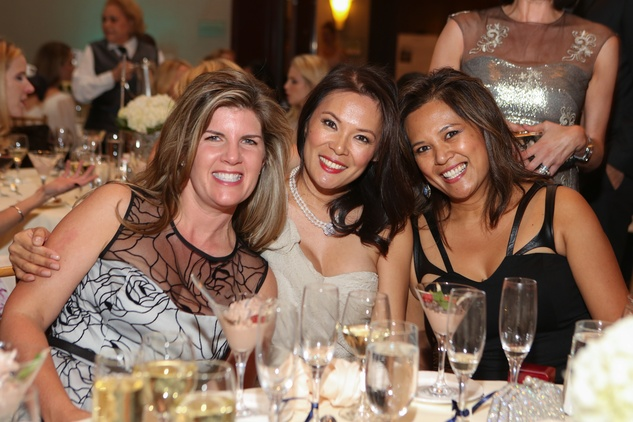 32 Staci Belew, Stinelli Castaneda, Michelle Delgado at Catwalk for a Cure November 2014