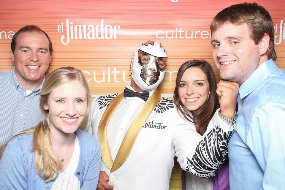 80 Smilebooth at CultureMap Summer Social July 2014